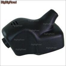 BigBigRoad For vw cc Car wifi DVR Video Recorder hidden installation Novatek 96655 dashcam Car black box Keep Car Original Style