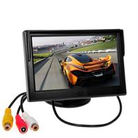 5 Inch Digital HD TFT LCD Display Screen Car Monitor Automatic Car DVD VCD Multi Language