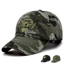 Nueva Militar Camo Pesca Caza Sombrero de Moda Al Aire Libre de Béisbol Sombreros Gorras Militares Ocasionales de Los Hombres de Calidad Superior Ajustable