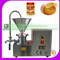 Tipo horizontal máquina de Fabricante da Manteiga de Amendoim Colóide Mill Pigmento/Jam/Colar máquina de Moer