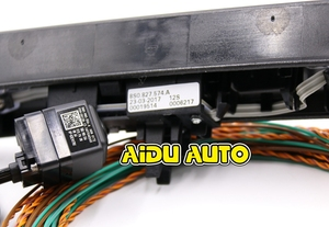 Image 2 - For Audi NEW TT 8S Rear View Camera with Highline Guidance Line Wiring harness 8S0 827 574 A 8S0827574A