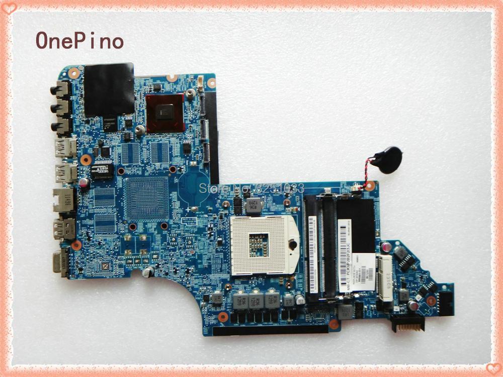 665993-001  FOR HP PAVILION DV7T-6C00 NOTEBOOK for HP Pavilion DV7 DV7-6000 Laptop Motherboard DDR3 HM65 new laptop for hp pavilion dv7 dv7 6000 bottom base case cover 665978 001 d shell