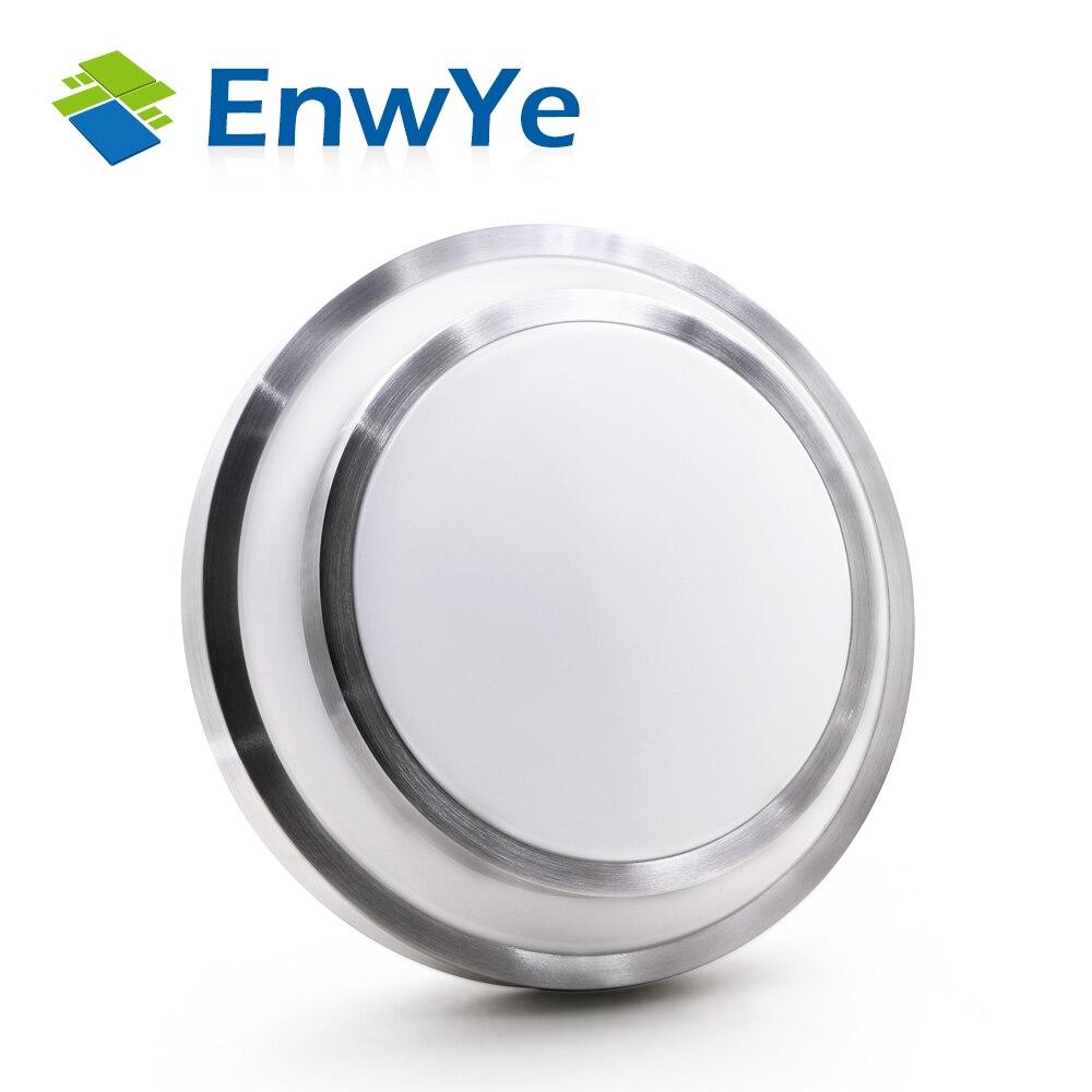 EnwYe LED decke lichter aluminium + Acryl Hohe helligkeit 220 v 230 v 240 v, LED chip Keine Notwendigkeit Fahrer 12 watt 24 watt 36 watt 45 watt Led Lampe