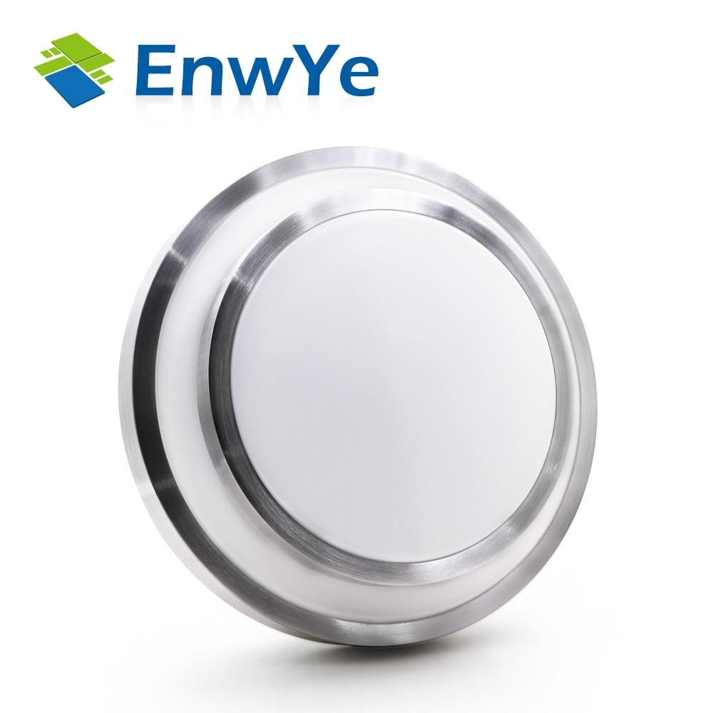 EnwYe-plafonnement en aluminium + Acryl, haute luminosité, 220 V, 230 V,