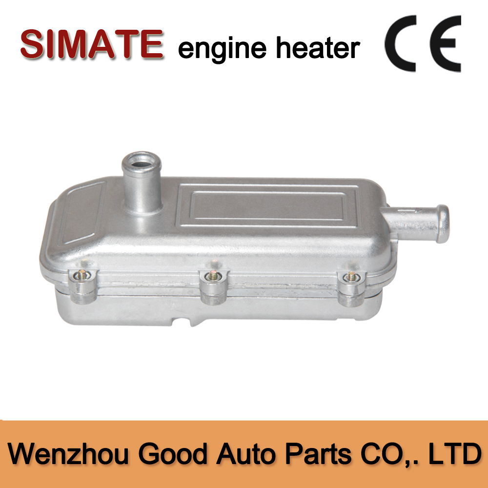 Car coolant heater  Rapid heating Security Easy to use With the pump 220V  3000W engine block preheater auto parts jiangdong engine parts for tractor the set of fuel pump repair kit for engine jd495