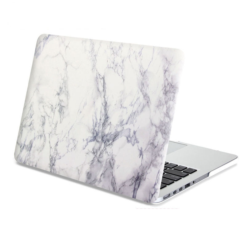 Marble Painting Hard Case Cover For Macbook Pro Air 11 13