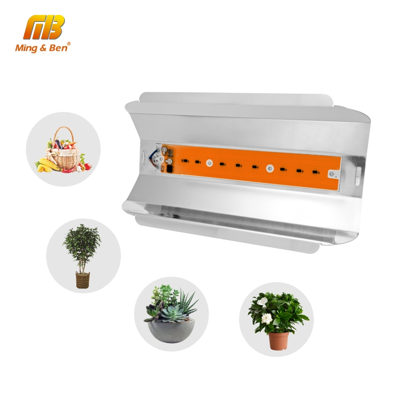 <font><b>LED</b></font> <font><b>Grow</b></font> Lamp 30W <font><b>50W</b></font> 80W AC220V <font><b>Full</b></font> <font><b>Spectrum</b></font> <font><b>LED</b></font> <font><b>COB</b></font> <font><b>Chip</b></font> Phyto Lamp For Indoor Plant Seedling <font><b>Grow</b></font> and Flower Growth Fitolamp image