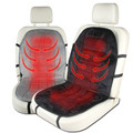 Car Winter Heated Seat Cushion Cover Seat Warmer Seat Cushion Auto Heating Heater Warmer Pad Winter 12V