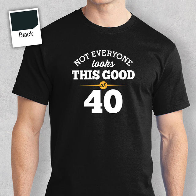 OKOUFEN 40th Birthday Gift Present Idea For Boys Dad Him 1967 Men T Shirt 40 Tee Shirts Hot Selling 100 Top