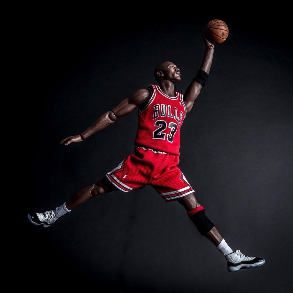 Michael Jordan NBA Basketball Super Great Star Silk Art ...