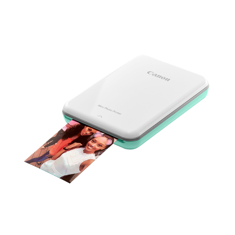 New PV123 pocket phone photo printer inkless portable Bluetooth color photo printer gift best choice for Canon PV-123 image