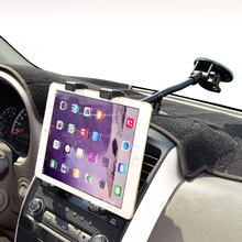 7-11 Inch Long Arm Tablet Stand Navigation Tablet Holder Accessories for Car for