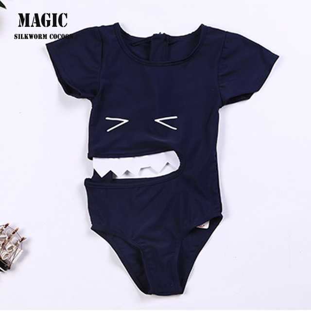 Best Offers Children s one-piece body belly navel swimsuit cute swimsuit  quick-drying swimwear c1944e3f6