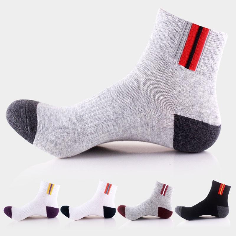 5 pairs/lot New Brand Cotton Men s