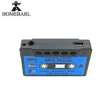 Homebarl mp3 player, clássico, adorável, esportivo, micro sd/tf, cartão, sem rádio fm, para crianças presente infantil para crianças
