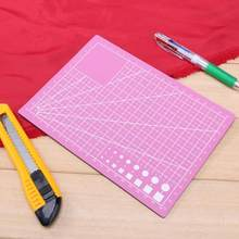 Tapis de Base de découpe en PVC A5, pour Patchwork, outils manuels de bricolage, planche à découper, artisanat Double face, auto-guérison