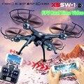 Drones X5SW X5SW-1 WIFI RC Drone Quadcopter con FPV Cámara HD Dron Sin Cabeza 6-Axis Tiempo Real RC Helicóptero Quad copter Juguetes Para Niños