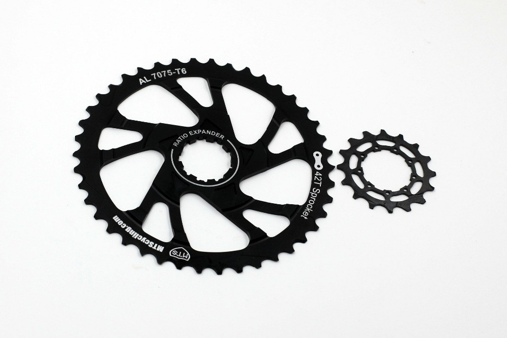 Cassettes, Freewheels & Cogs Mts 42t 16t Al7075 Sprocket Cog For Sram Pg1030 Pg1050 Pg1070 11-36 Cassettes Low Price Sporting Goods