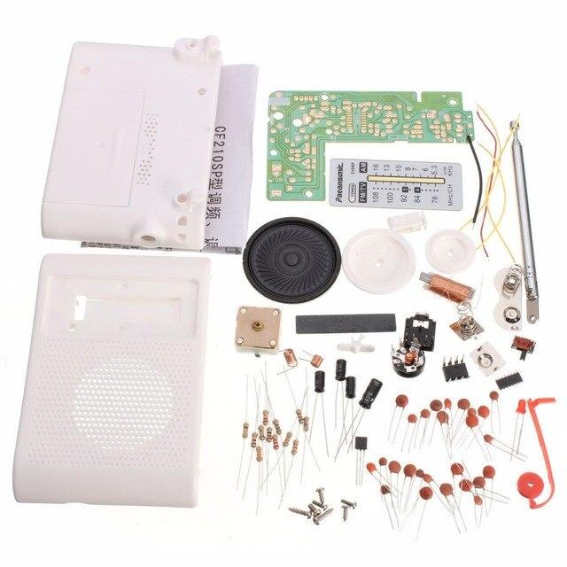 AM FM רדיו ערכת חלקי CF210SP חבילת לשינקין אלקטרוני מאהב להרכיב DIY