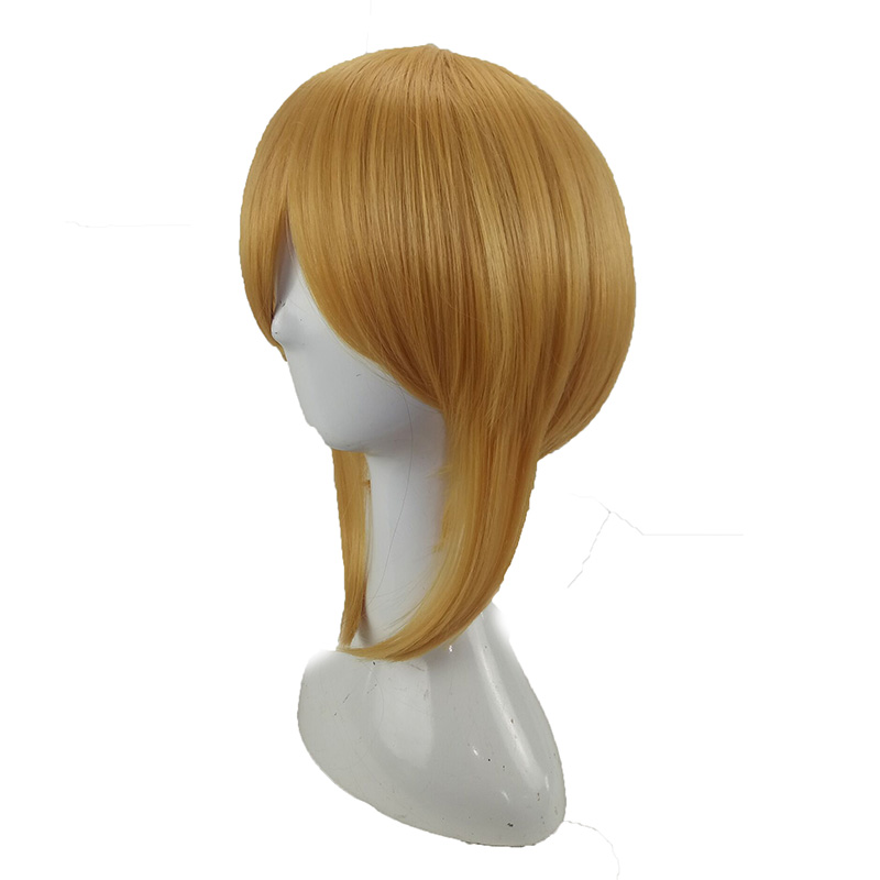 HAIRJOY Synthetic Hair Cosplay Wigs Blonde Pink Blue Purple Costume Wig Free Shipping 5