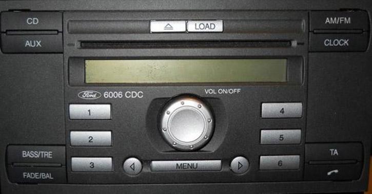 Fiesta 6000CD IDEAUDIO pin 9