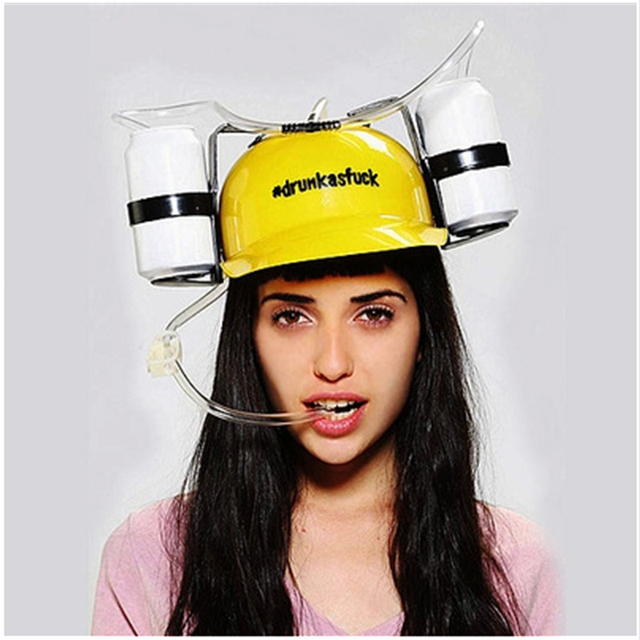 Beverage Helmet