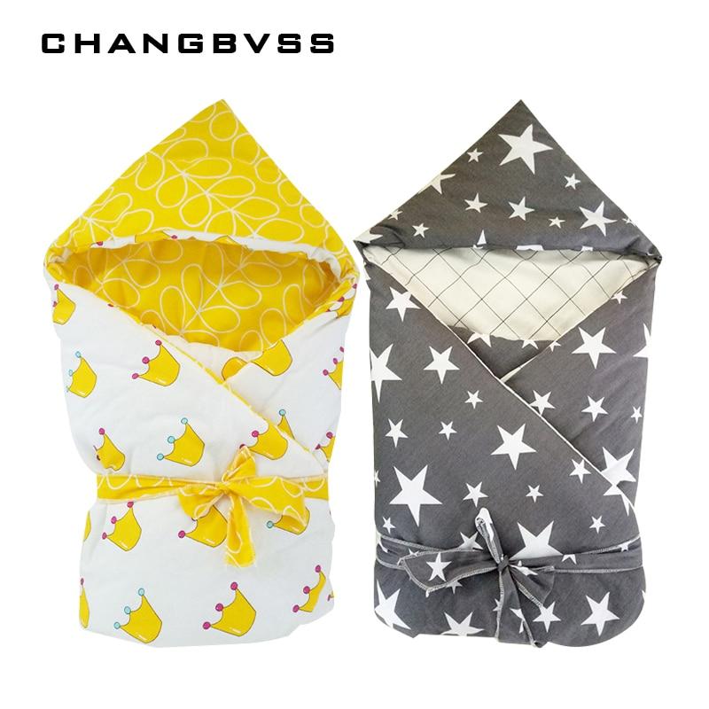 Detachable Liner Baby Sleeping Bag Cotton Envelopes For Newborns Wrap Infant Sleep Sacks 90*90cm Baby Bedding Blanket Swaddle