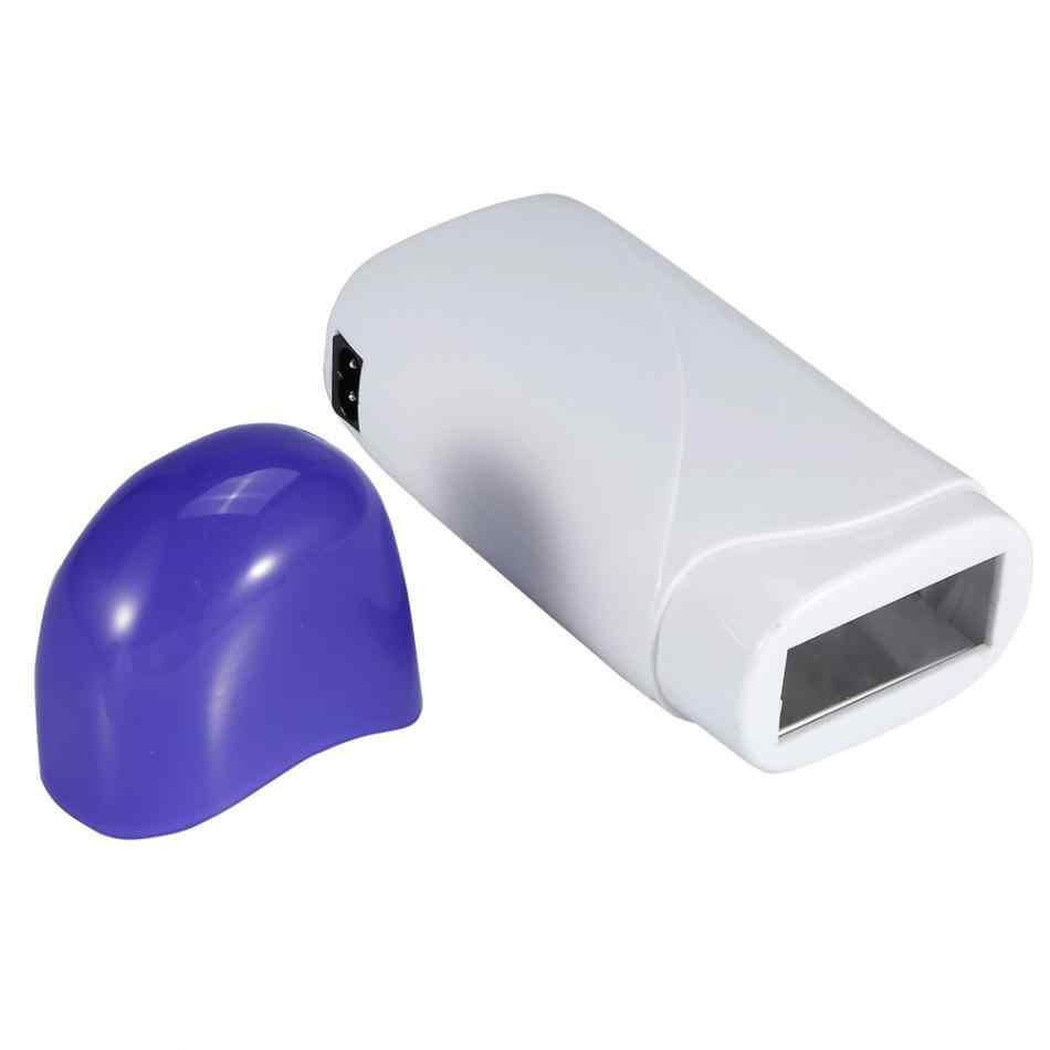 Воск депилятор ролик Нагреватель Воск нагреватель Эпилятор ручной эпилятор для удаления волос салон красоты Cera Maquina calentador de ce