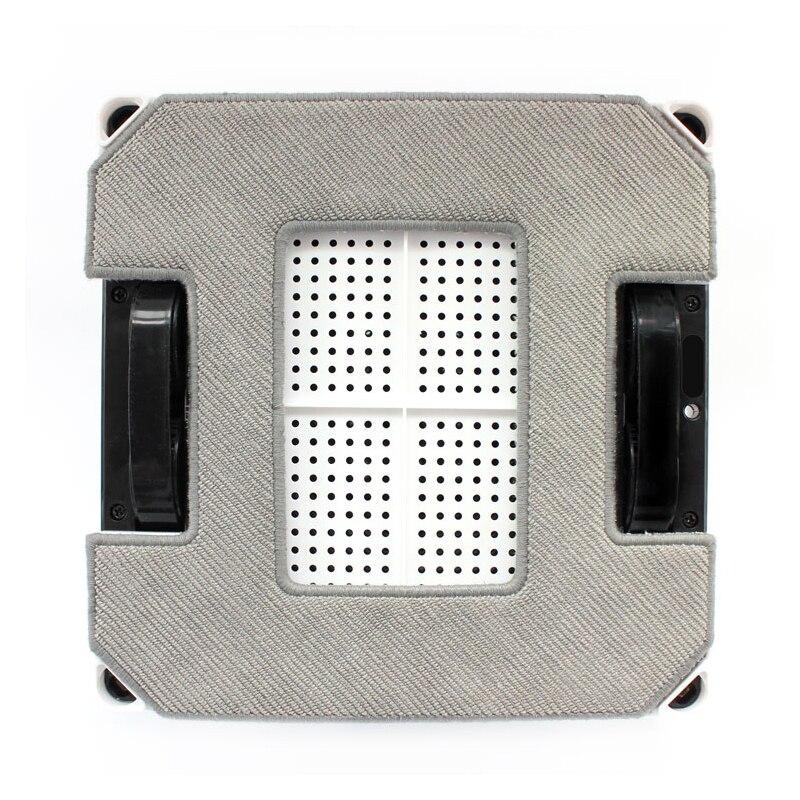 Liectroux X6 Robot Window Vacuum Cleaner Laser & Pressure Sensor Antifall Auto Glass Mop Home Floor Windows Wall Cleaning Robot 4