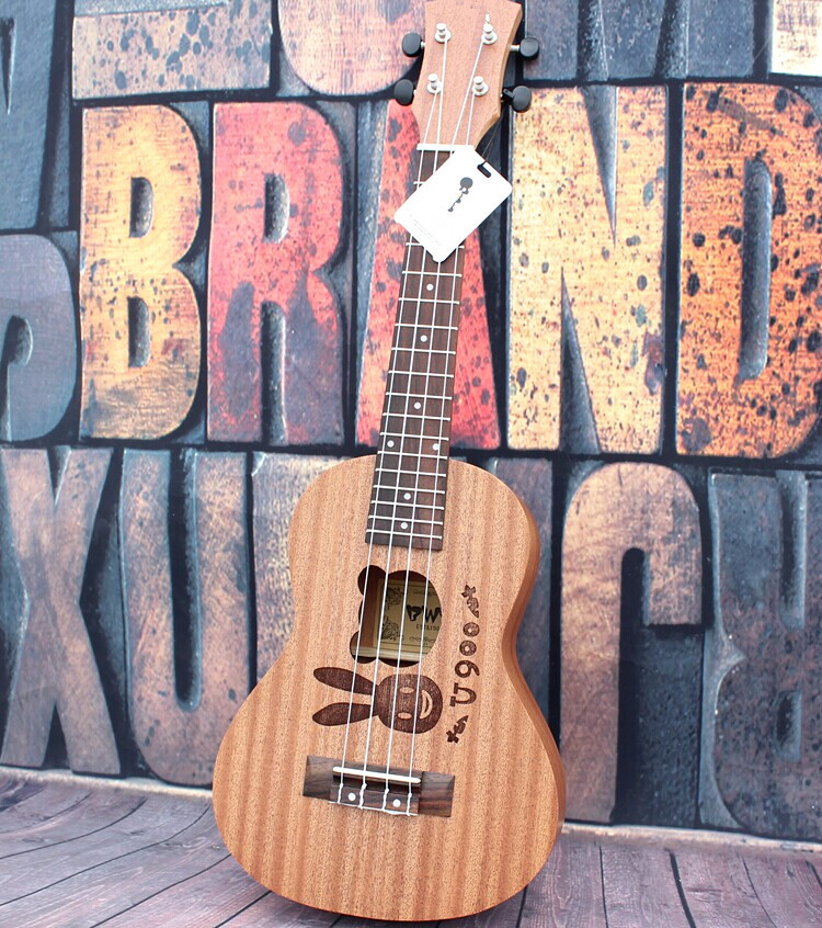21 Ukulele Acoustic guitar U21-2 Rosewood Fretboard 4-strings guitarra musical instruments Wholesale 21