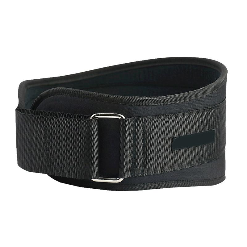 Men Waist Support Belt Adjustable For Deep Squat Weight Lifting Sports Training SMN88