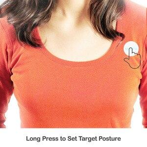 Image 4 - תחושה U Clip3 חכם הטוב ביותר יציבת מתקן 3rd Gen לביש יציבה מאמן רוטט כאשר אתה נמושה ליציבה טובה יותר תחושה U