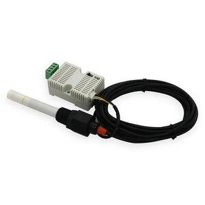Image 2 - 12 24 V di Alimentazione 485 di Acqua di Mare Trasmettitore EC TDS DEL tester DEL Sensore Modulo CE 4 20ma Modbus 485 Conducibilità EC /TDS DEL tester DEL Sensore