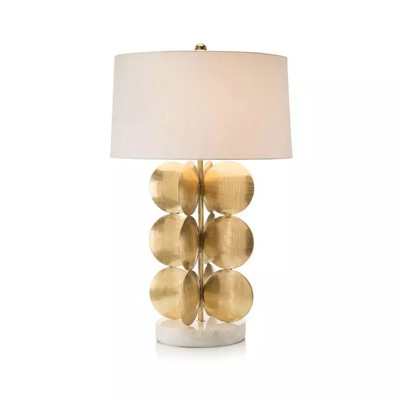 Роскошные современные настолные лампы спальни прикроватные искусство домашний декоративный свет отель кабинет освещение для чтения E27 светодиодный светильник