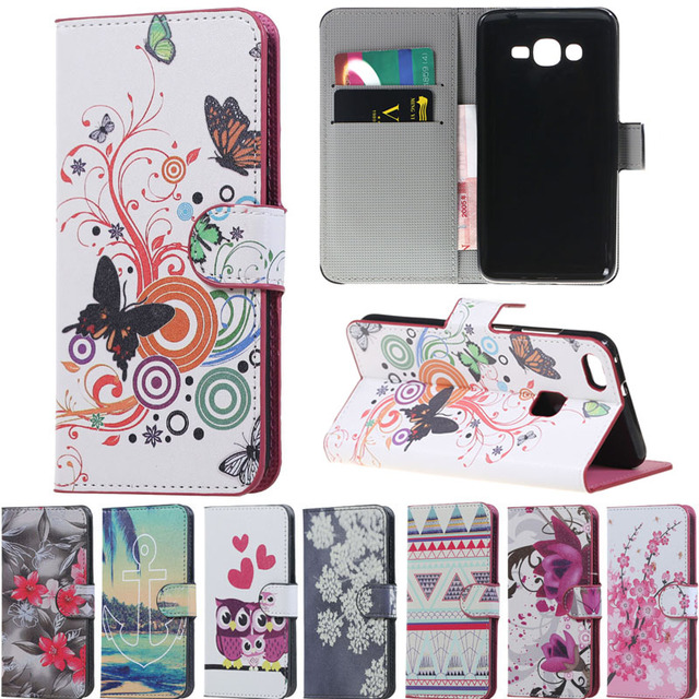custodia in pelle samsung j5 2017