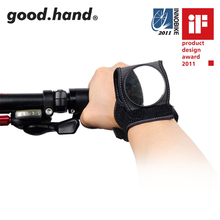 GOOD HAND Bike Mirror WEST BIKING Bicycle Back Mirror Arm Wrist Strap