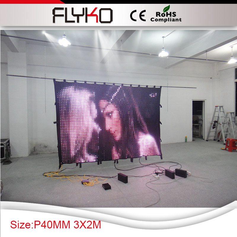 P4CM 2X3 м цифровой контроллер светодиодный экран