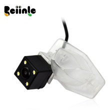 Beiinle Wireless 1/4 Color CCD Rear View Camera For Honda FIT 2008 2011 2012 / CRV 2007 2008 2009 2010 / Odyssey 2009 2010 2011