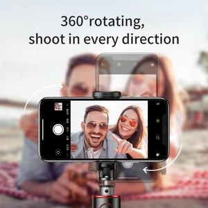 Image 2 - Baseus Không Dây Gậy Selfie Bluetooth Di Động Cầm Tay Điện Thoại Chân Máy Ảnh Có Điều Khiển Từ Xa Dùng Cho Samsung Sử Dụng