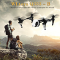 Genuino RC Drone Con Cámara WiFi Deformación Control Remoto Helicóptero 2.4 GHz 4CH 6 Axis Gyro FPV Quadcopter Control Dron juguetes