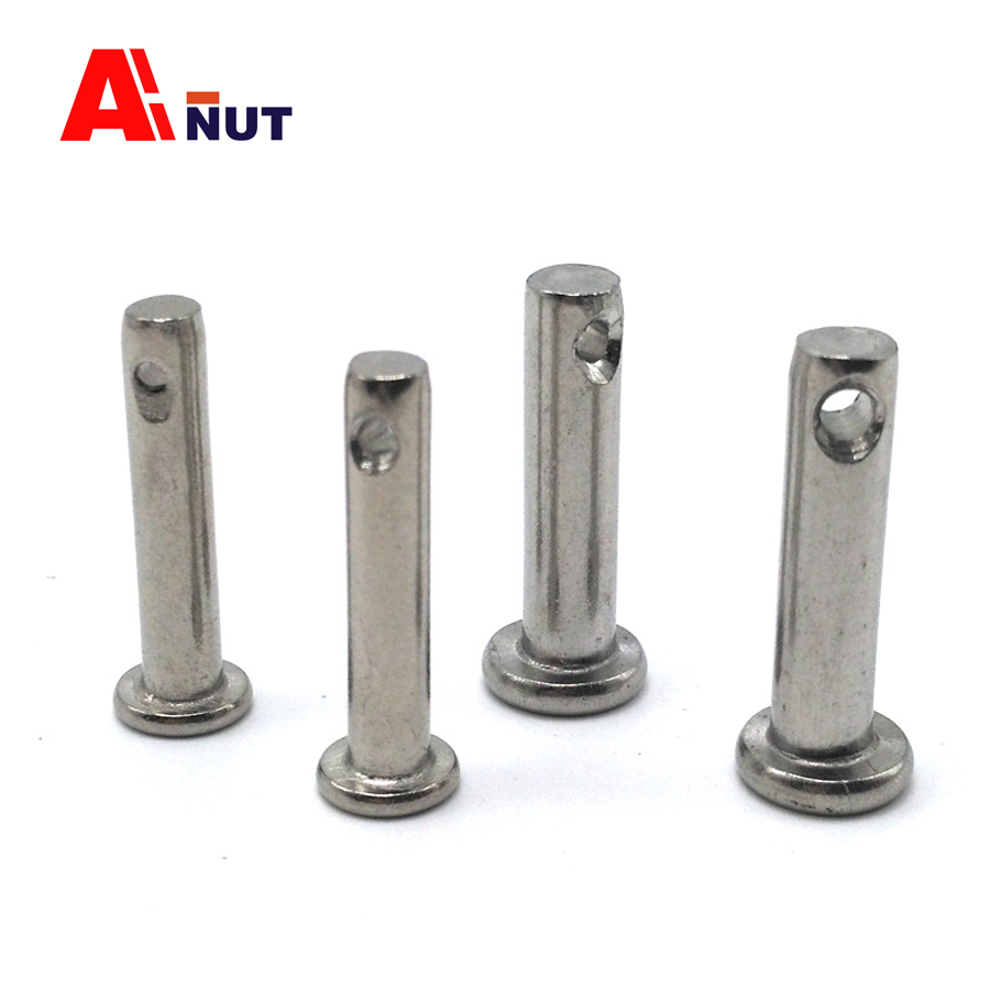 m3 cylindrical cotter pin 8mm-40mm , sus304 round pin 3mm stainless steel fasteners rc helicopter 40mm x 3mm stainless steel ground shaft round rod 20pcs