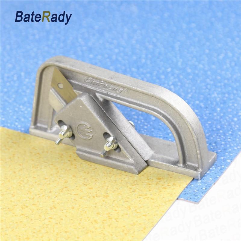 Pvc Roll Floor Edge Cutting Tools Linen Coil Flooring