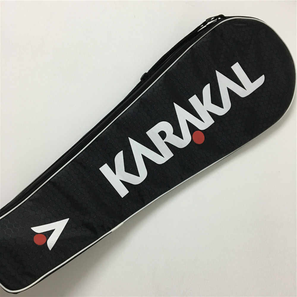 Racket cover 210D badminton bag fit for 1-3pcs racket badminton racket bag good quality badminton bags, 1pc cover bag, no racket