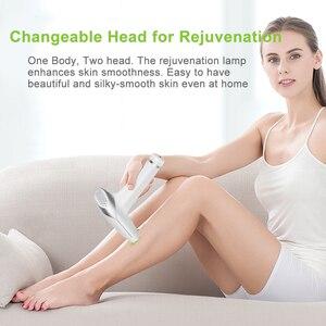 Image 5 - Lescolton 2in1 IPL Laser Hair Removal Machine Electric Laser Epilator Depilador Women Body Bikini Armpit Permanent Hair Removal