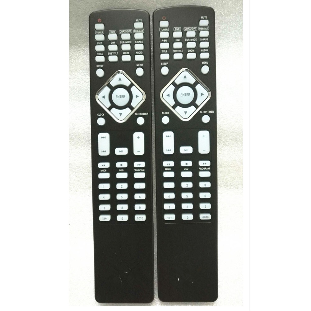 suitable for Teac TC-350D AV System remote control  Audio speakers teac pd 301 black