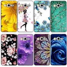 Original Case for Grand 2 Duos G7102 Case Cover for Samsung Galaxy Grand 2 Duos G7102 sm-g7102 G7106 G7108 G7109 Cases Cover