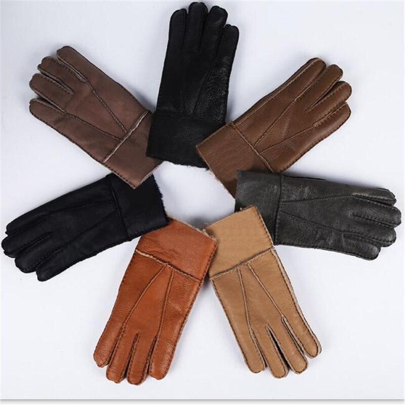 New 2017 Brand Women And Men Gloves 100%s