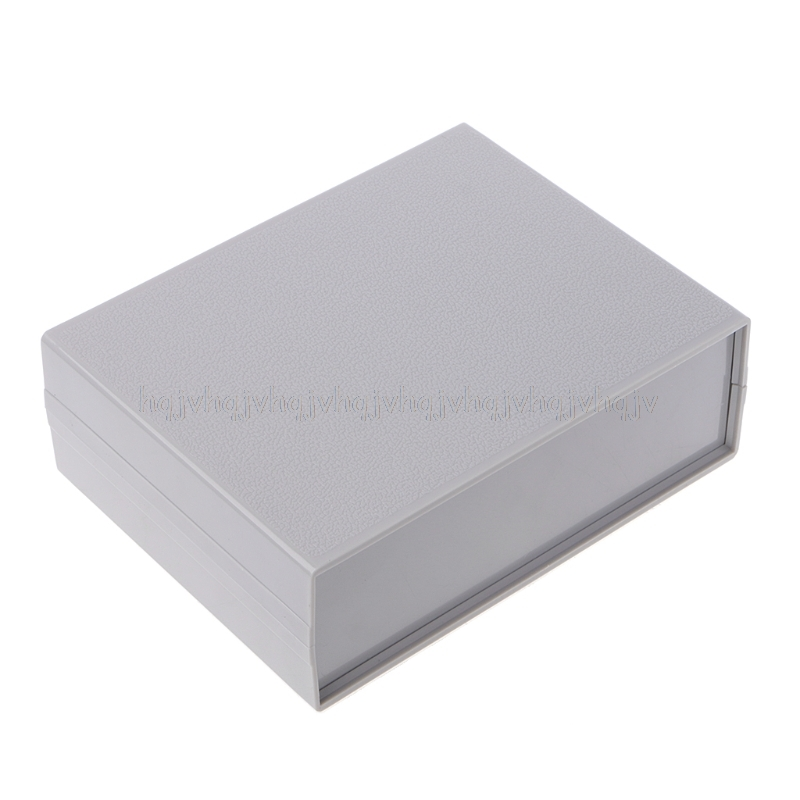 Plastic Electronic Project Box Enclosure Instrument Shell Case DIY 130x170x55MM JUL04