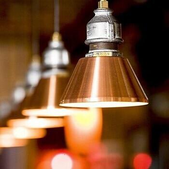 1 Light Luminaire Pipe Design LED Vintage Pendant Lights, Iron Painting,For dining room bar home lightings,E27 Bulb Included simple handing modern 1 light led pendant lights in pearl feature for dining room bedroom e27 1 bulb included ac 110v 220