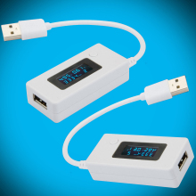 High Quality Useful USB Charger Mobile PC Battery Capacity Power Mini Voltage Current Tester Meter